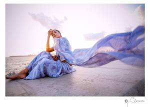 Linen Sarees By Anavila