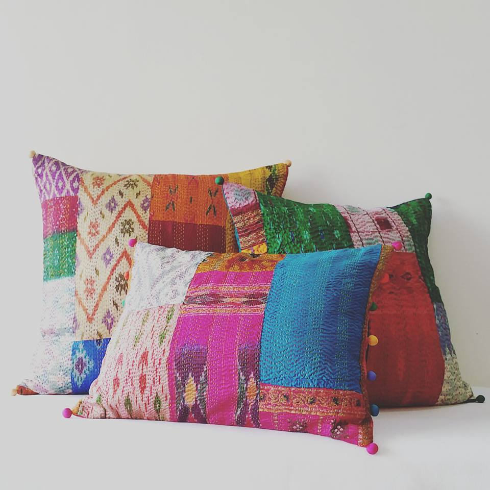 handmade designs cushions anekdesigns india artisanal