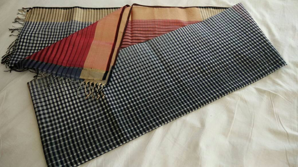 maheshwari, silk, cotton, handwoven