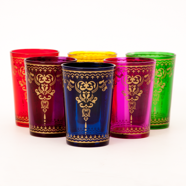 Moroccan glasses