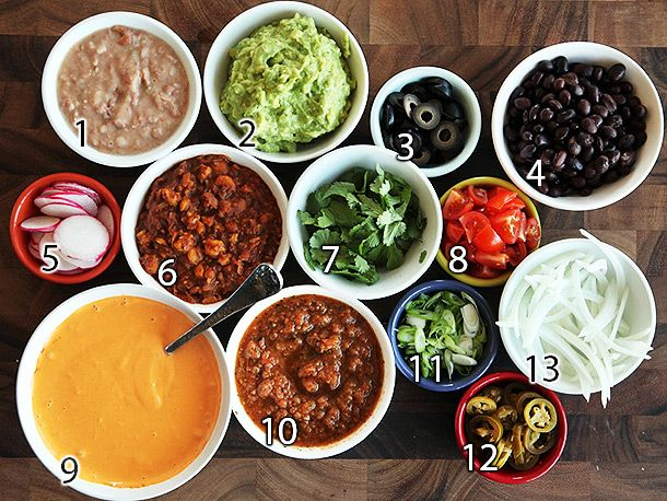 Nachos-toppings-options