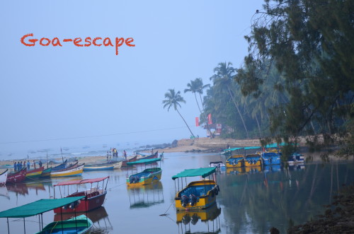 Escape to Goa