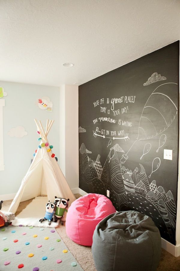 Love the idea of the side wall via