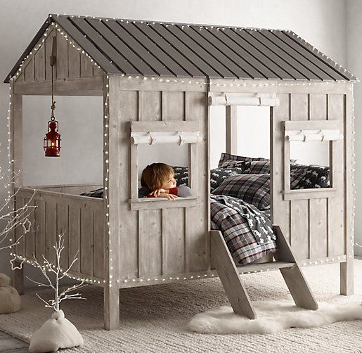 What a fun bed for your toddler? Get one made right now via