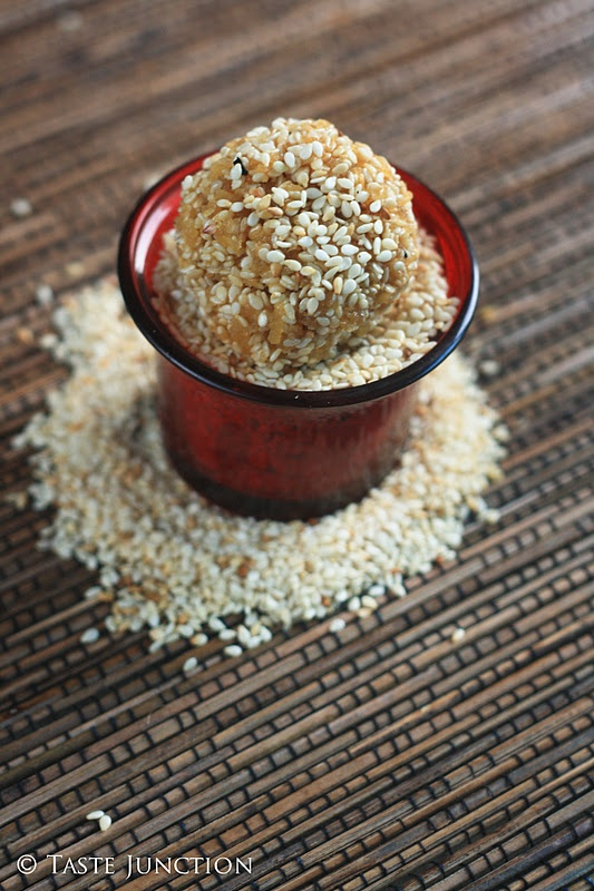 Til ke laddoo? Made yet? recipe is a click away