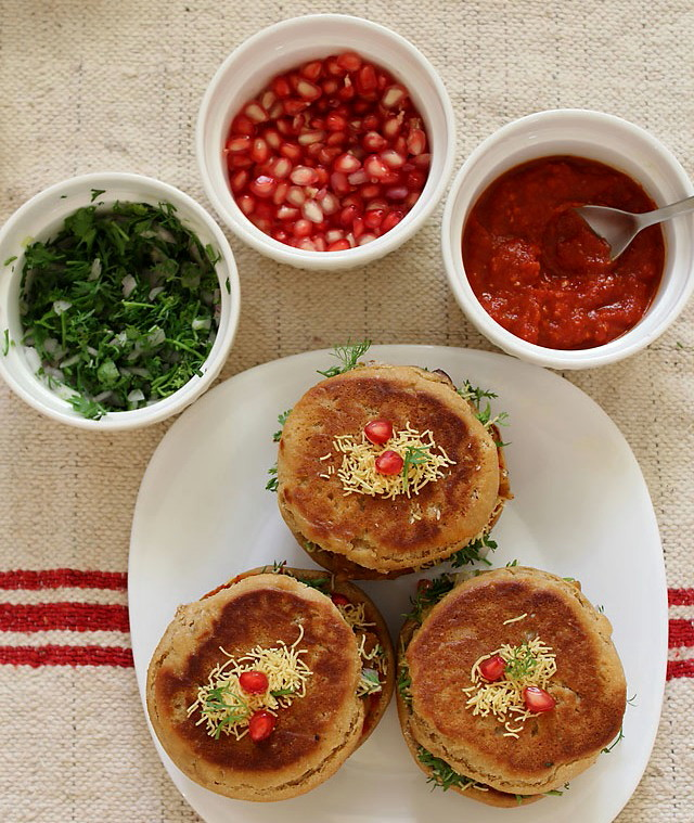 Vada Pav, the Kutch way via