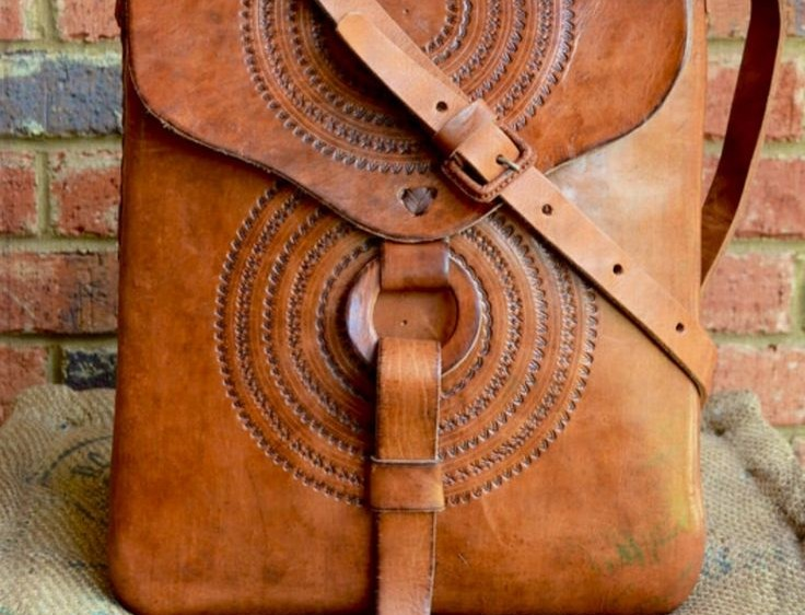 Creativity in leather from Rajasthan