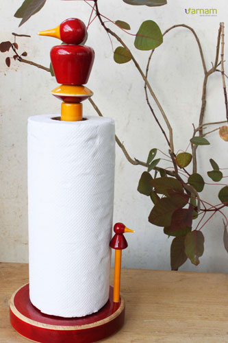 channapatna-varnam-kitchen-roll-holder