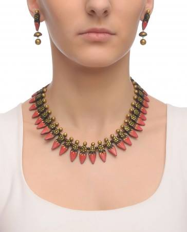 terracotta-dainty-red-set