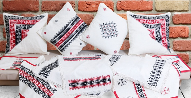 Cushion covers Toda