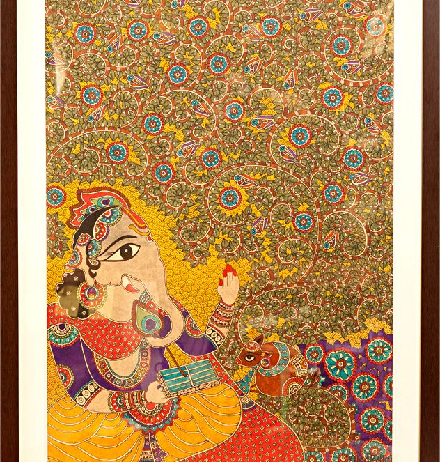 Ganesha by Bharti Dayal