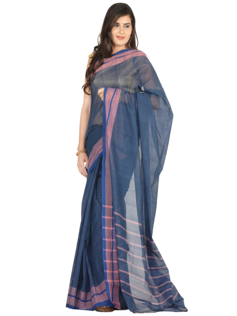 via http://www.uppada.com/products/venkatagiri-sarees/blue-venkatagiri-cotton-saree-all-over-plain-design-v0022