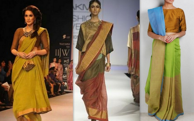 shades-green-sarees-india