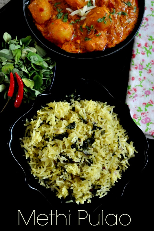 The finger-licking 'pulao' recipe, using 'ghee' of course! via