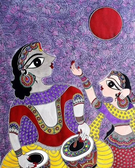 Madhubani Magic: Bharti Dayal