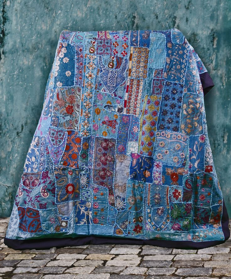 What a fusion of colours ! All beautifully handmade in Gujarat via