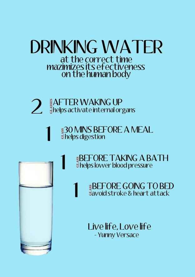 Some suggestions to help you drink more water with supposedly some benefits...via