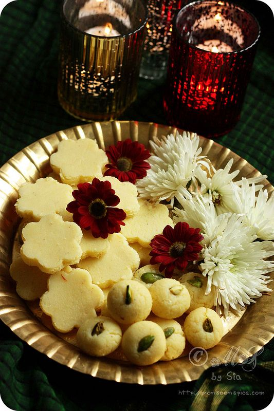 Delicious, fragrant, 'doodh peda' ; aka milk fudge vai
