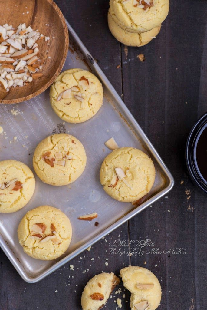 Deliciousness in a 'nan khatai' - bringing back childhood memories via