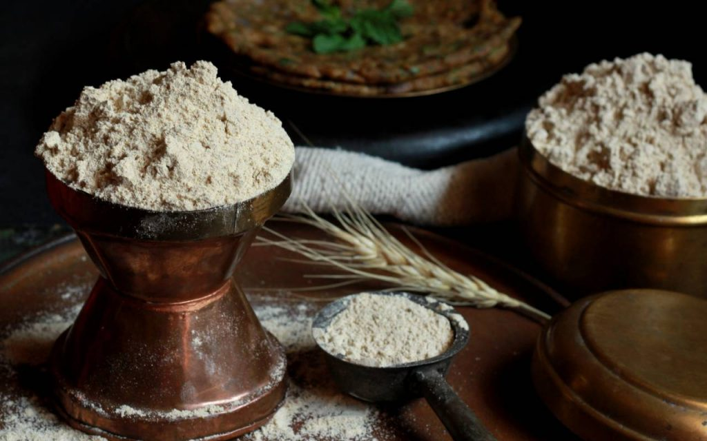 Energising and Nourishing flour & grain mix by Archana's Kitchen